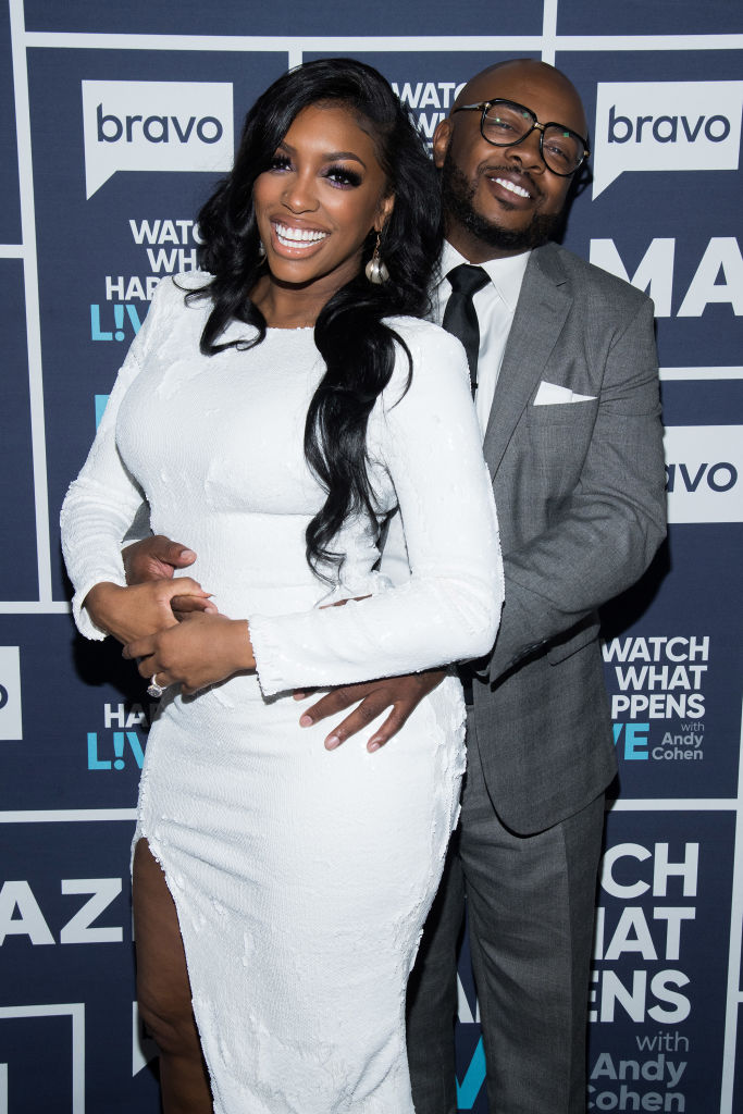 #RHOA: Reportedly Re-Single Dennis McKinley Urges Porsha Williams Fans To Deliver THIS Message To Her