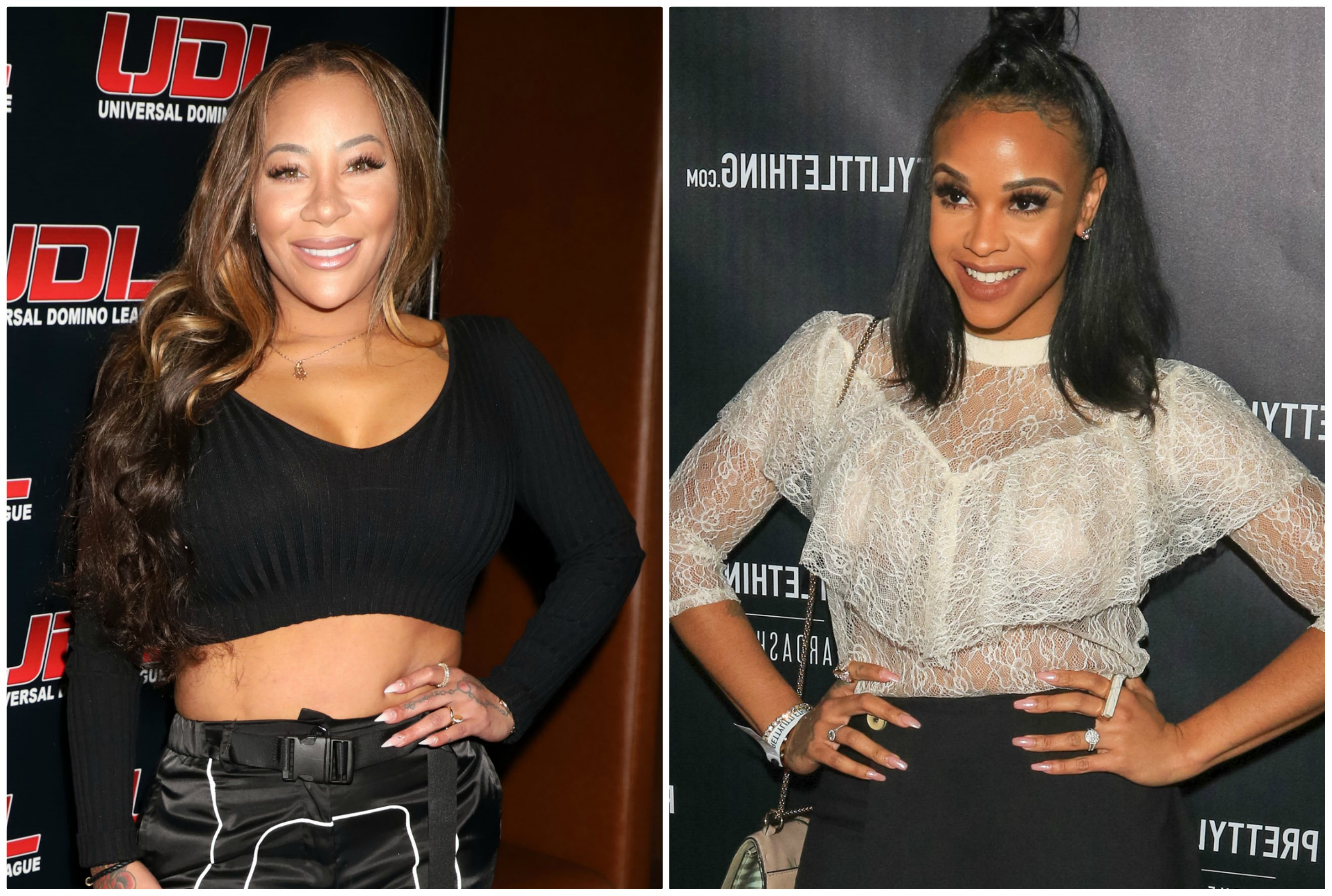All Lies Matter: Hazel E Claims She Snatched Masika Kalysha's Wig In On Set Dust Up But Masika Says Otherwise