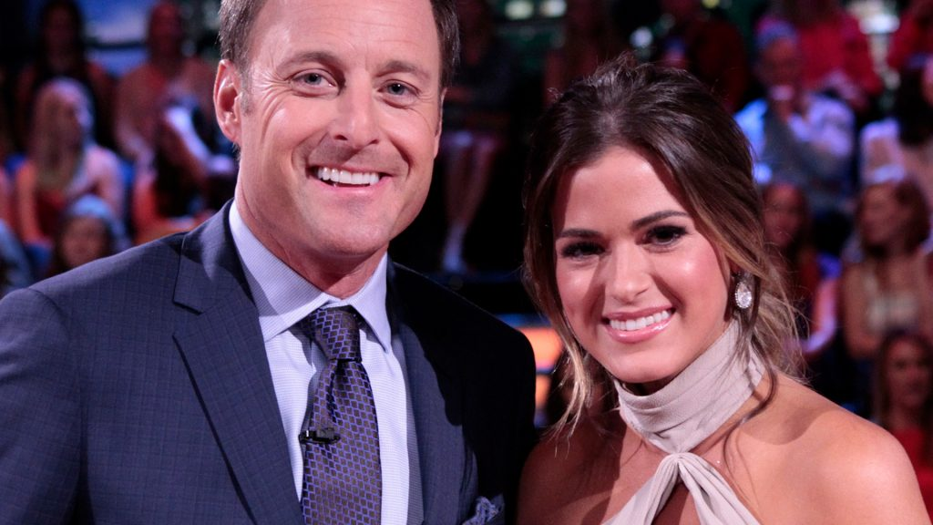 'The Bachelorette': Is JoJo Fletcher Replacing Chris Harrison as Host? Bachelor Nation Fans Are Seriously Confused