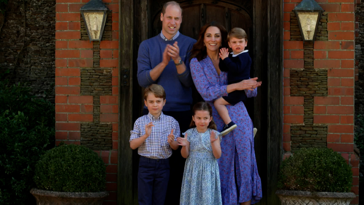 Will Kate Middleton Have to Curtsy to Prince George When He Becomes King?