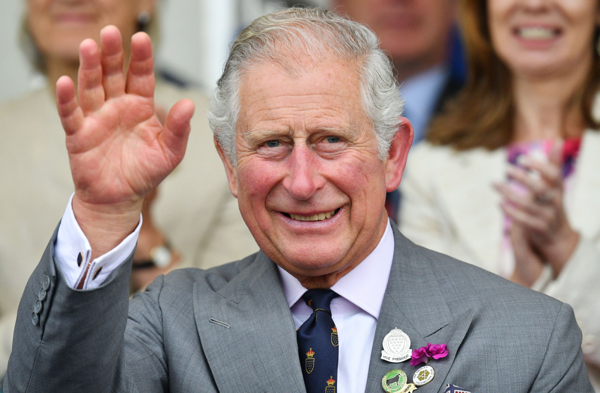 Prince Charles Once Revealed 1 Major Difference Between Prince George and Princess Charlotte