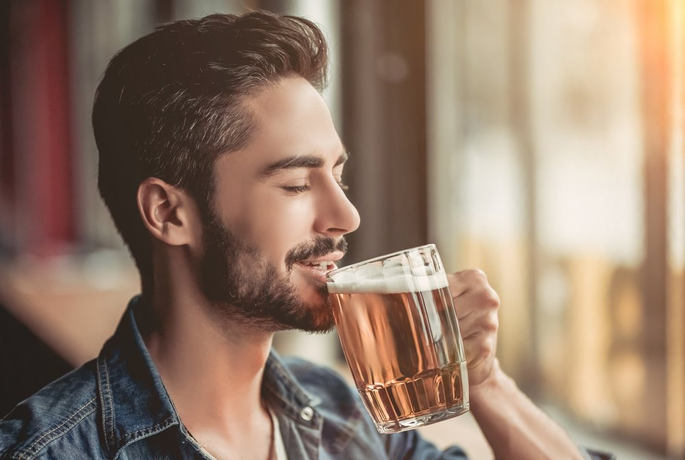 Daily Joke: A Man Walks into a Pub and Orders Three Pints of Beer