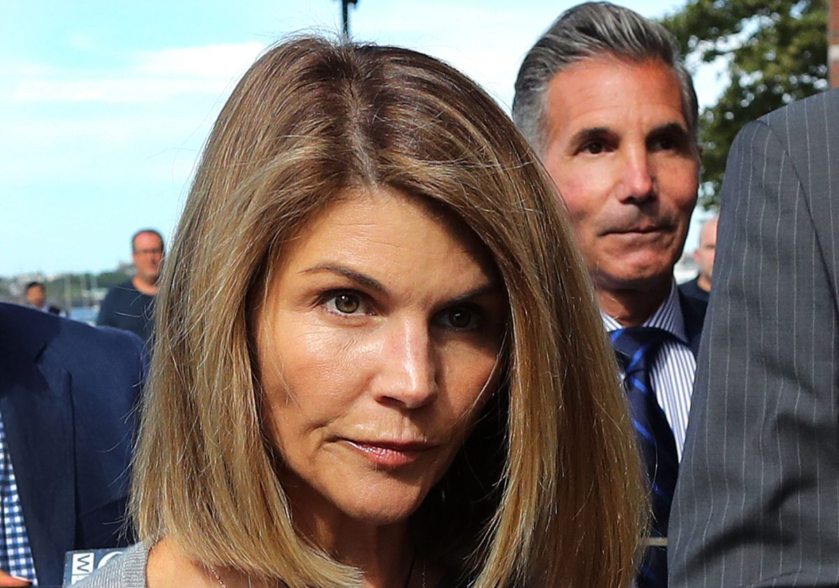 'Full House' Star Lori Loughlin Sentenced to 2 Months in College Admission Scam. Where Will She Serve Her Time In Prison?