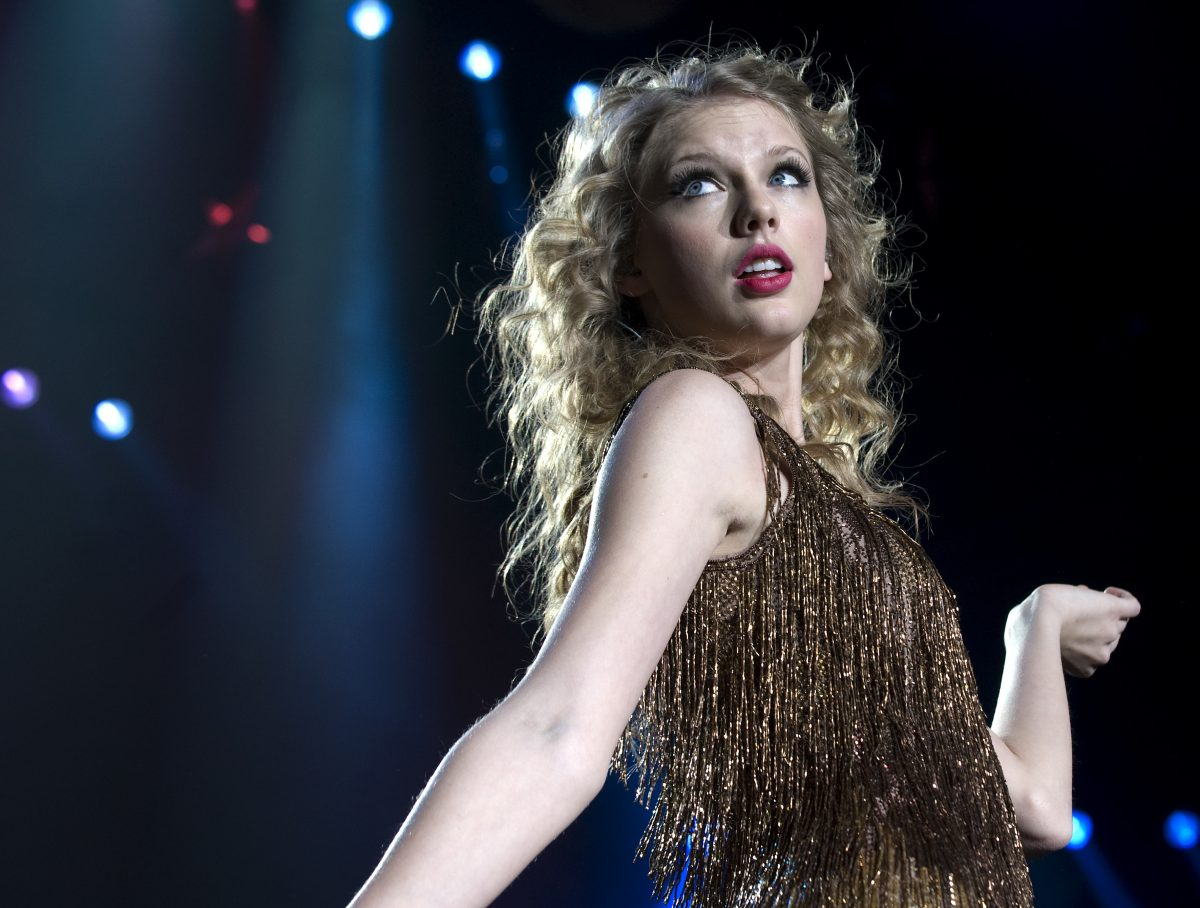 Taylor Swift Makes History With 'Folklore' a Decade After Her 'Speak Now' Lead Single Leaked