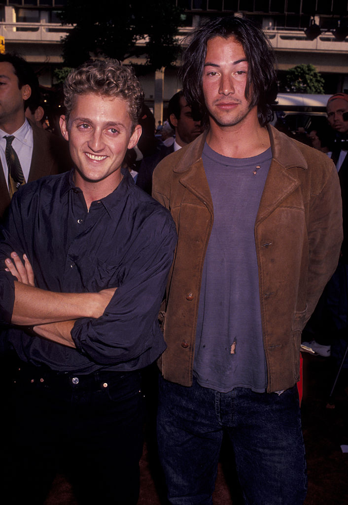 """Dude Duet: Our Most Excellent Friends Keanu Reeves And Alex Winter Talk 'Bill & Ted Face The Music"""", Chemistry, And Black Musicians [Video]"""