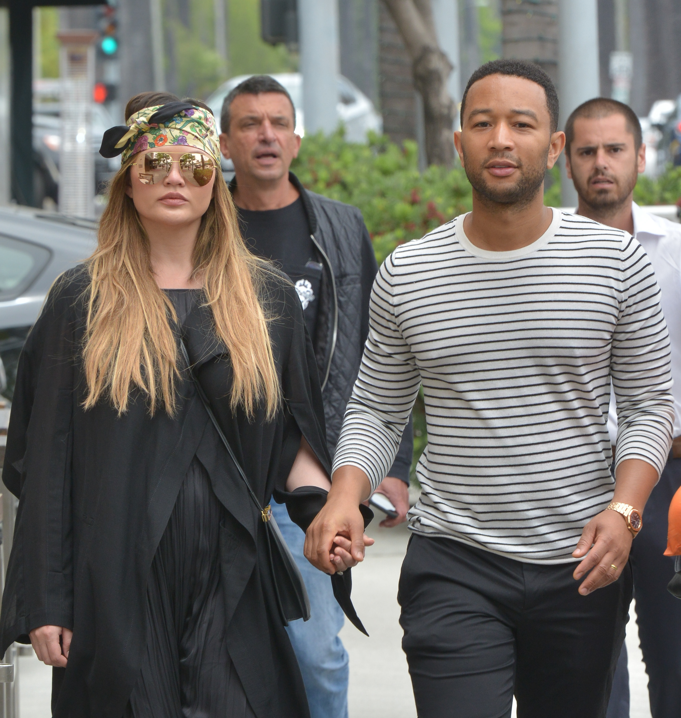 Chrissy Teigen Recalls Being Followed And Harassed By Bigots During Virginia Car Ride With John Legend