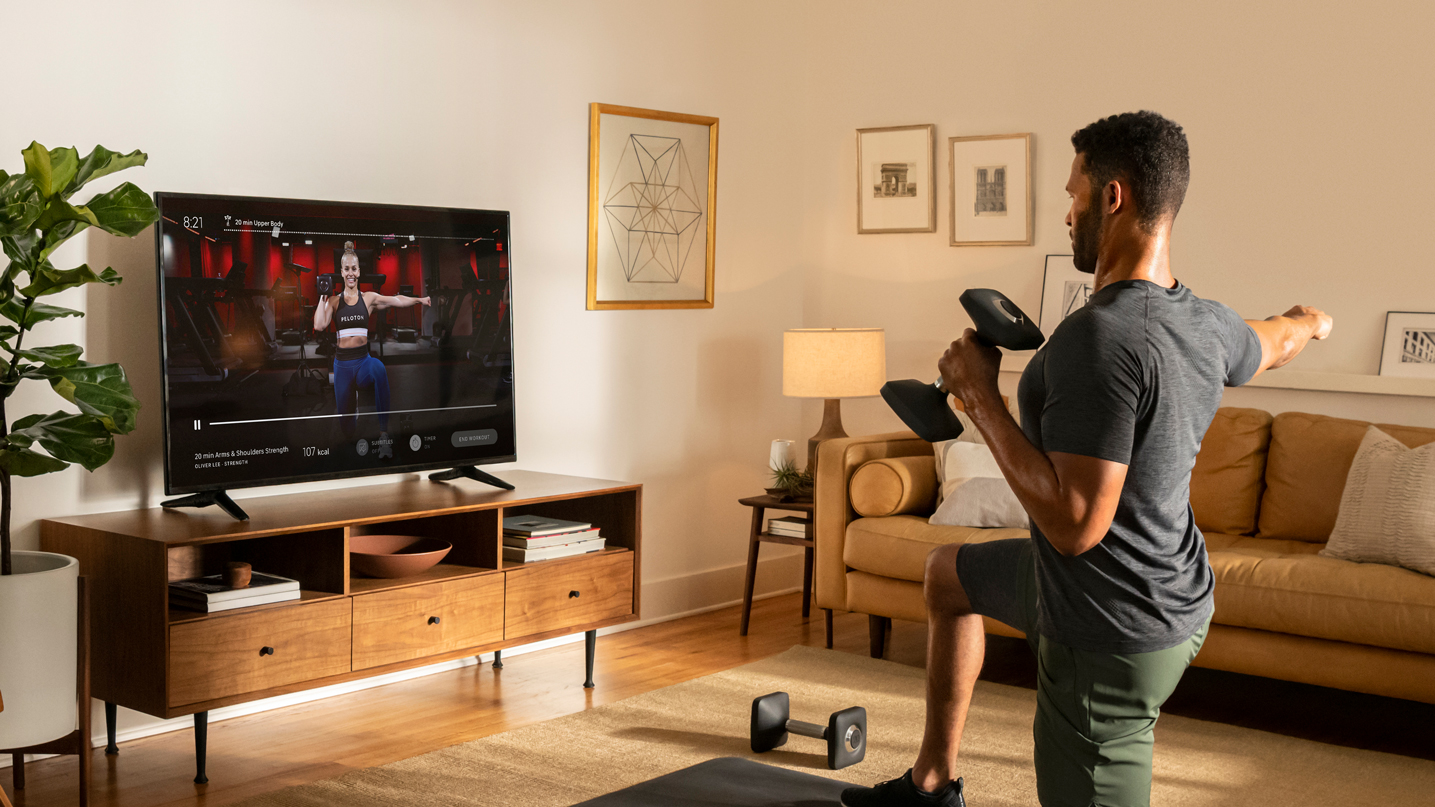 At-Home Workout Essentials: Peloton Announces New Exercise Bike & Cheaper Treadmill