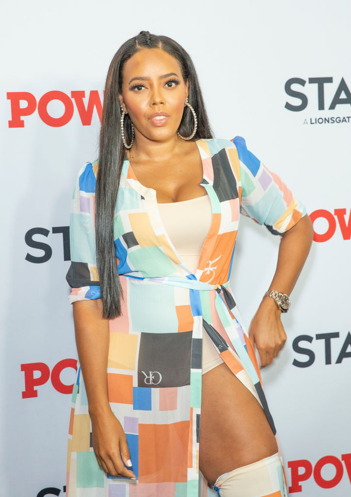 Cassius Gems: Beautiful Photos Of Angela Simmons To Celebrate Her Birthday Today