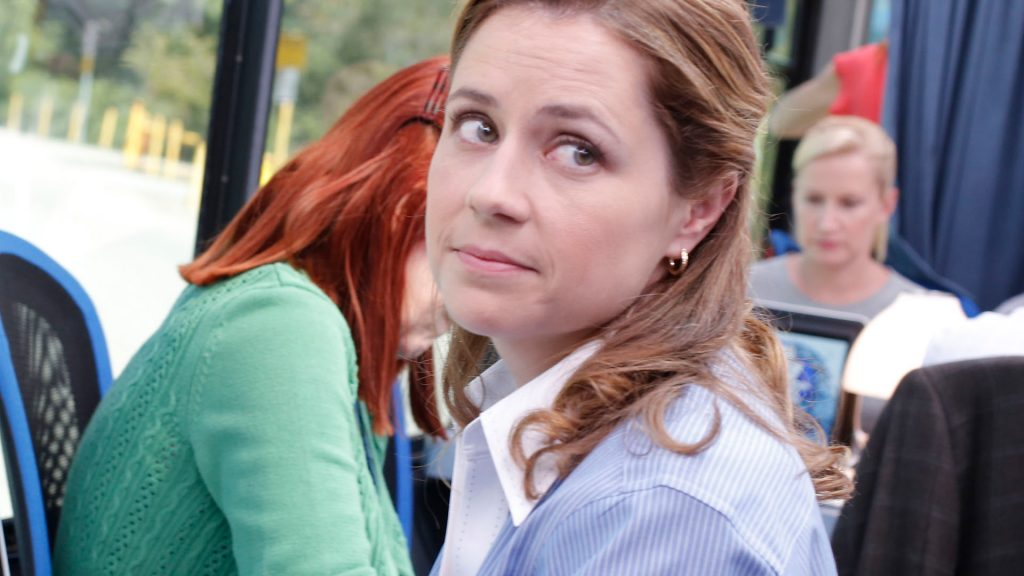 'The Office': Jenna Fischer Almost Quit Acting to Become a Vet Tech