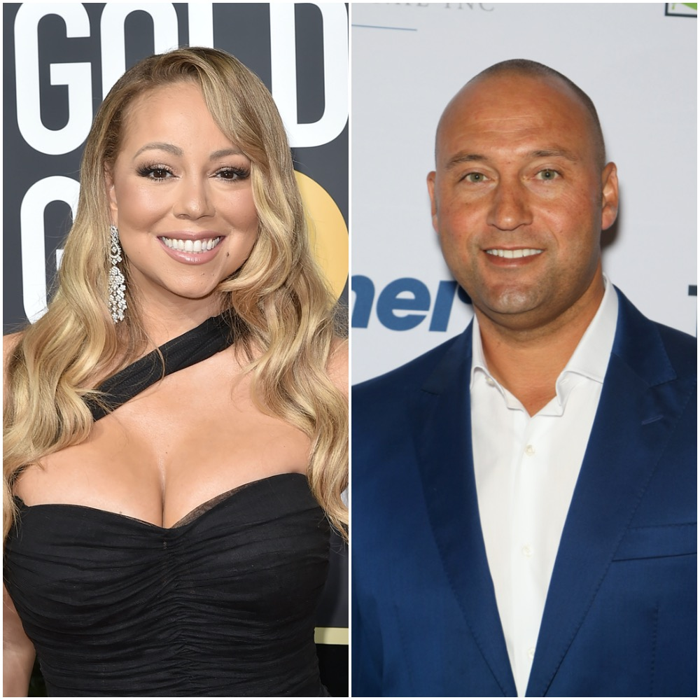 Mariah Carey Talks Derek Jeter Affair and Reveals the 2 Songs She Wrote About Him