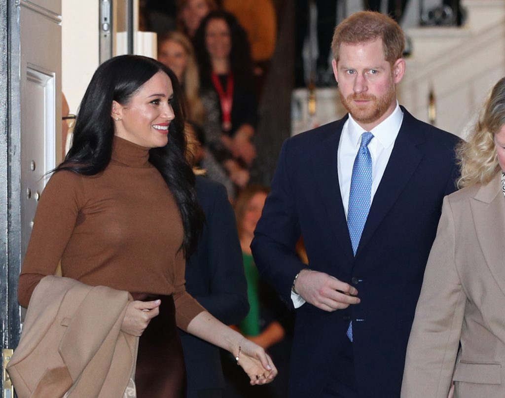 Some Fans Think Prince Harry and Meghan Markle Should Have Just Stayed in Canada Instead of Moving to L.A.