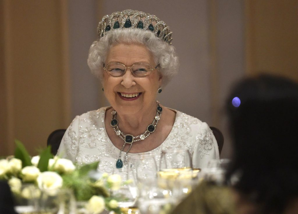 Queen Elizabeth II Has Strict Dinner Rules Other Royals Must Follow