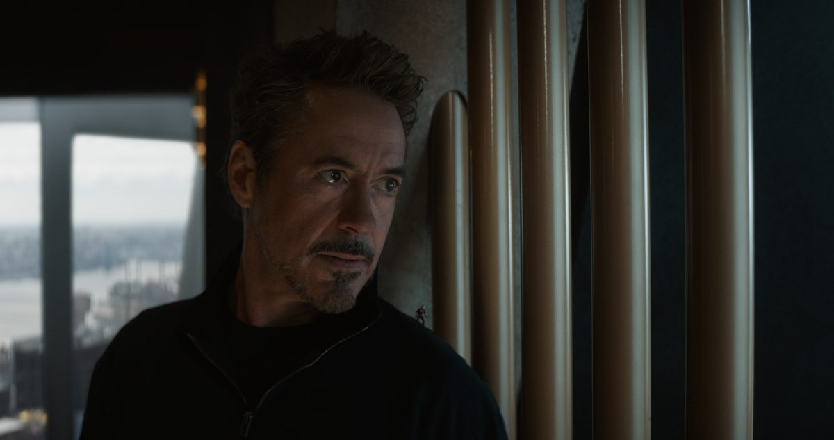 Robert Downey Jr. Opens up About His Time in Jail Long Before Playing Marvel's Iron Man