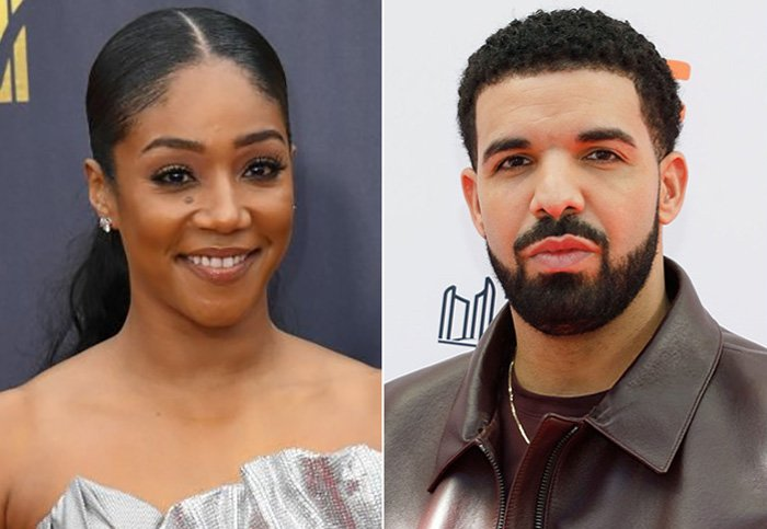 Tiffany Haddish Says Drake Stood Her up for Their Date for a Family Emergency and Hints It Was Because of the Birth of Drake's Son