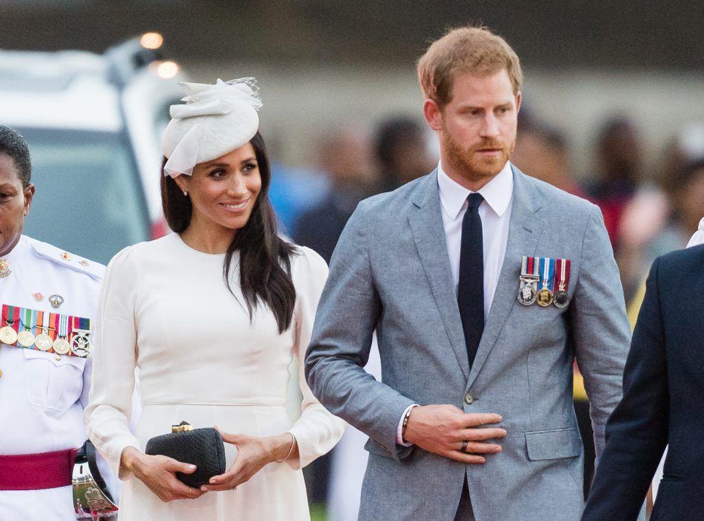 Meghan Markle and Prince Harry Are Closer to Oprah Winfrey Than Fans Realize