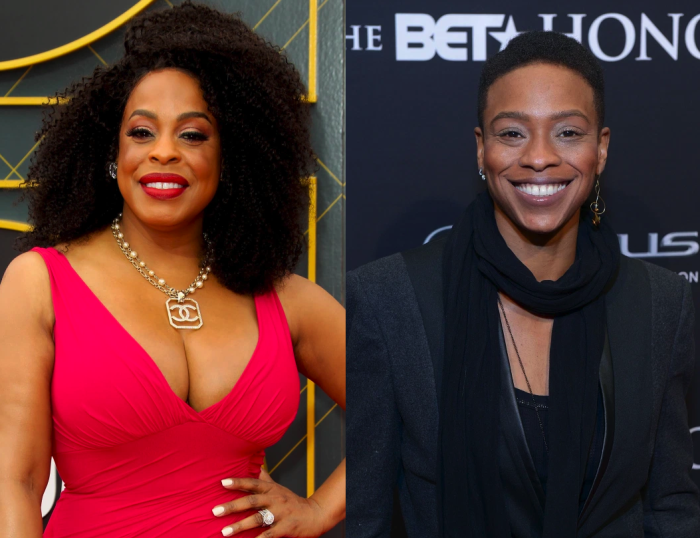 Coupled Up: Niecy Nash Celebrates 30 Days Of Wedded Bliss With Her 'HERSband' Jessica Betts