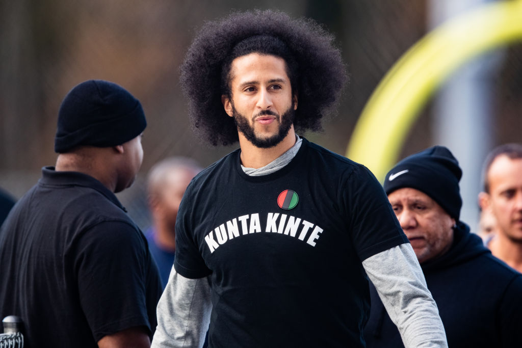 Colin Kaepernick Pens Must-Read Essay Calling For The Abolishment Of The American Police System