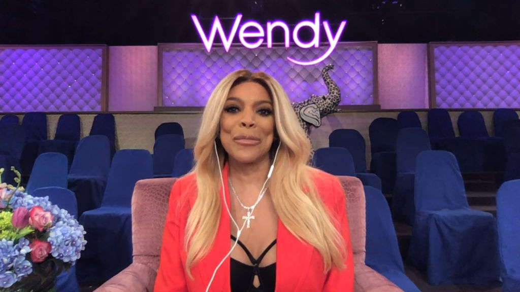 """Big Mouf, Big Talk… Big Secret! Wendy Williams Says Her Parents Didn't Even Know She Was On """"The Masked Singer"""" [VIDEO]"""