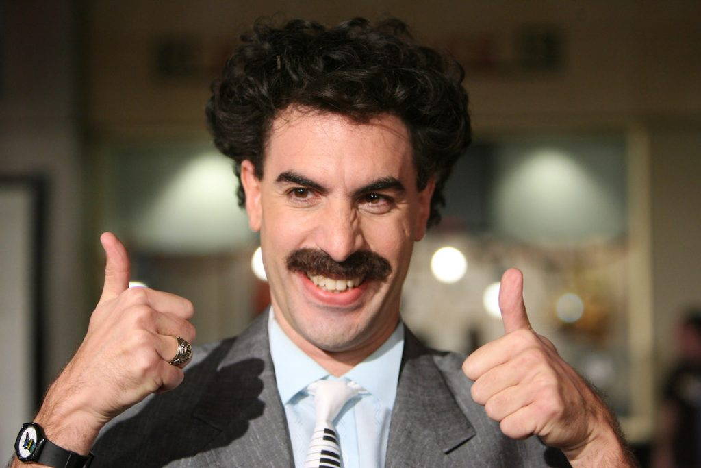 'Borat 2': Which Scenes Are Real and Which Are Scripted?