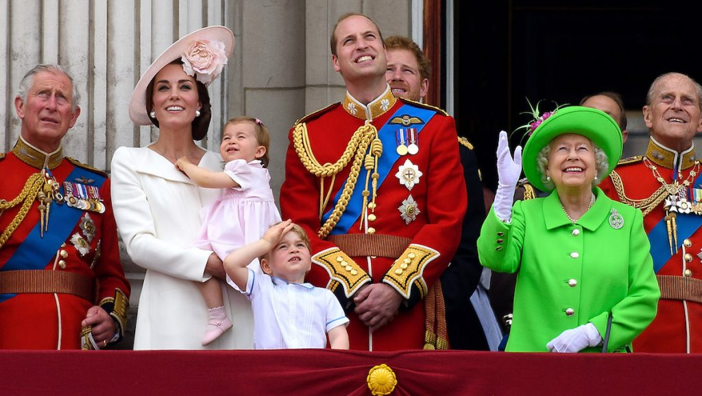 British Royals Like Prince Harry and Prince William Can't Call Parents Mom and Dad