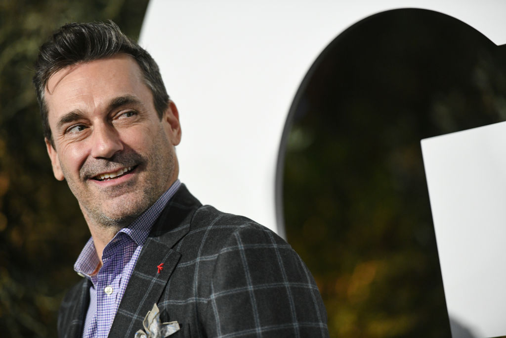 Why Jon Hamm Says He 'Might' Go Back to Teaching High School Acting