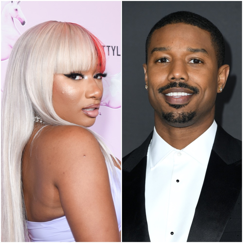 Fans Are Convinced Megan Thee Stallion Just Shot Her Shot at Marvel Actor Michael B. Jordan