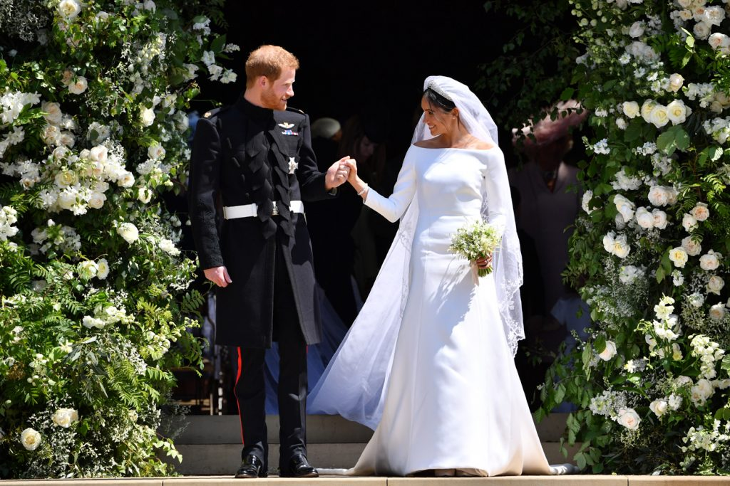 Meghan Markle's 'Ill-Fitting' Wedding Dress Actually Gave Some Clues About What Her Royal Style Would Be Like