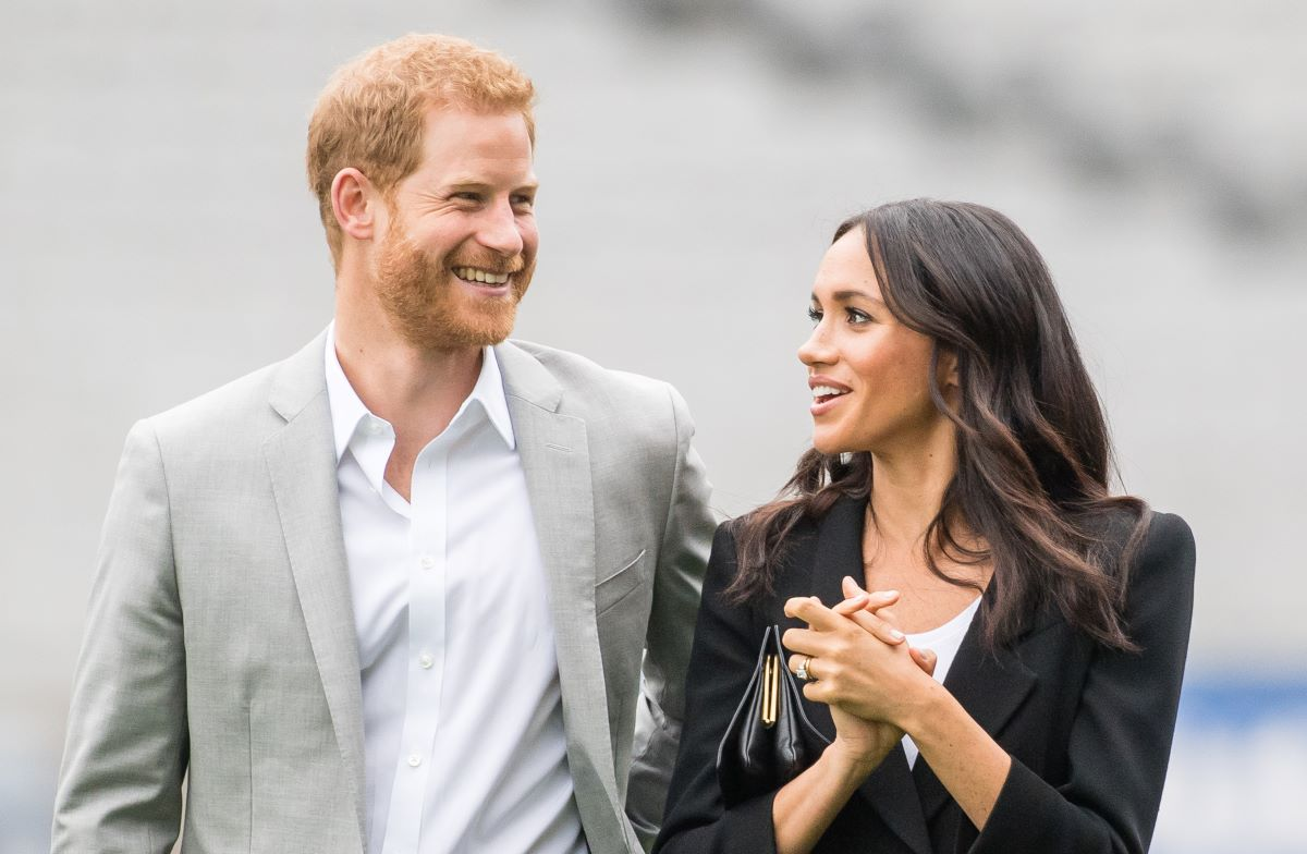 Prince Harry and Meghan Markle's Personal Book Collection Reveals Subtle Clues About Their New Life