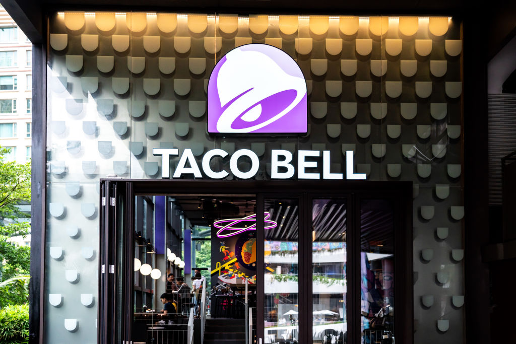 We Can Almost Guarantee You've Never Seen A Taco Bell This Cool…