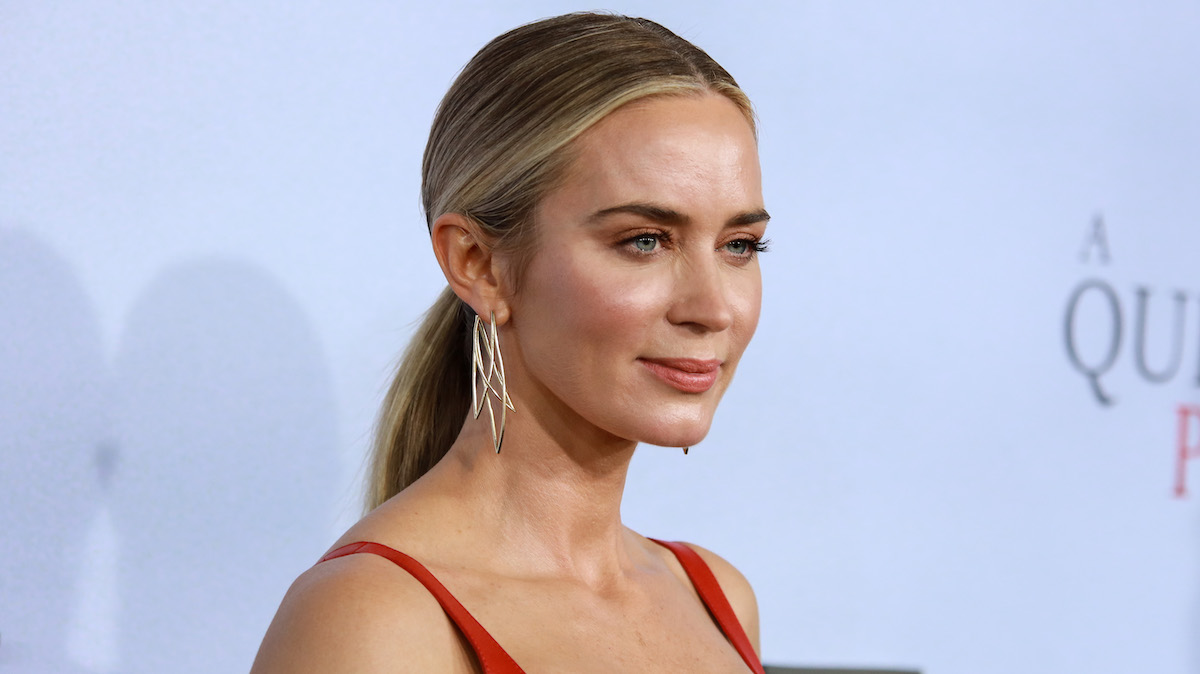 Emily Blunt Has an Unexpected Connection to 1 of Her 'The Devil Wears Prada' Co-Stars