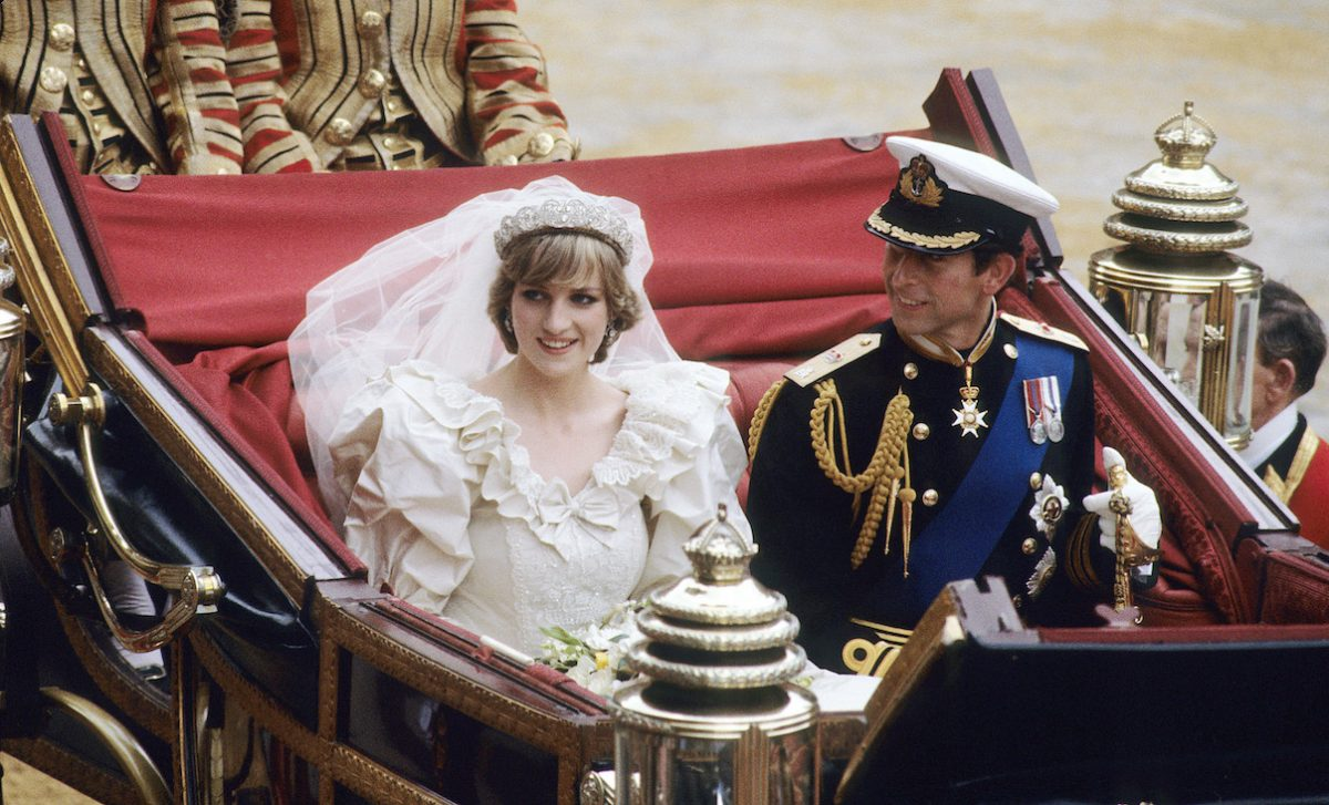 Princess Diana Rode a Bike Around Clarence House the Night Before Her and Prince Charles' Royal Wedding