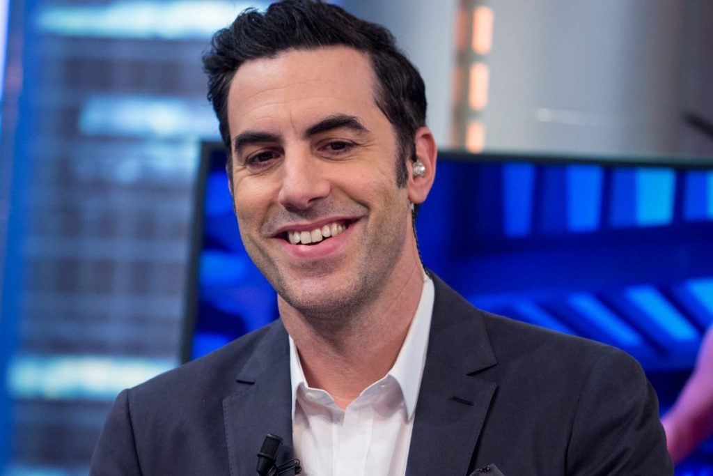 Sacha Baron Cohen Preserves His Privacy By Always Being In Character