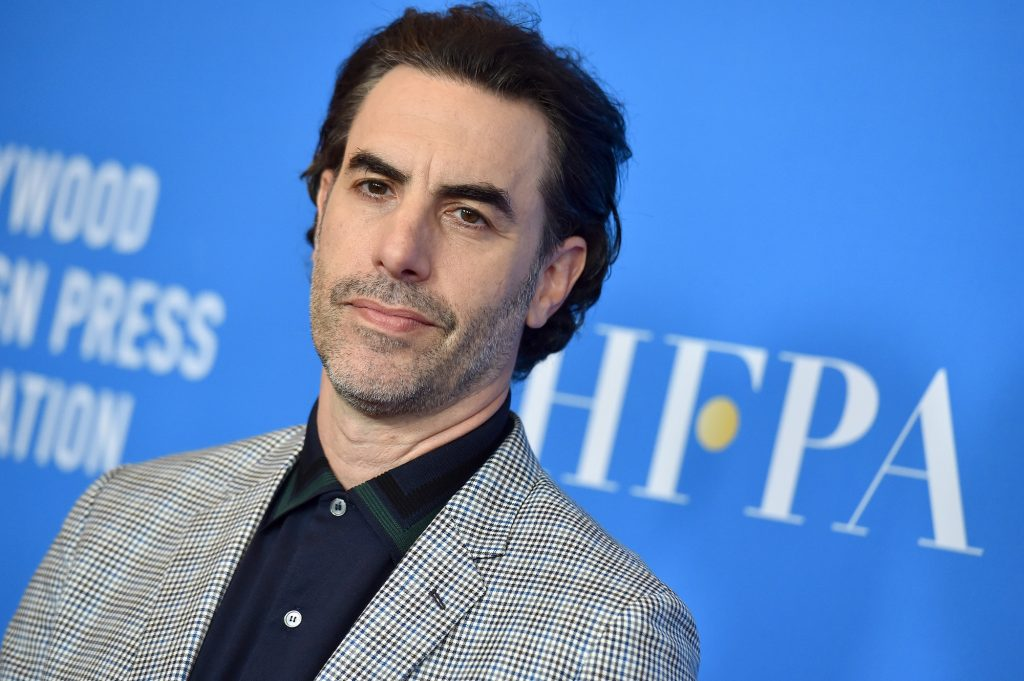 Sacha Baron Cohen Used Sadam Hussein's Romance Novel as a Cover When Filming 'The Dictator'