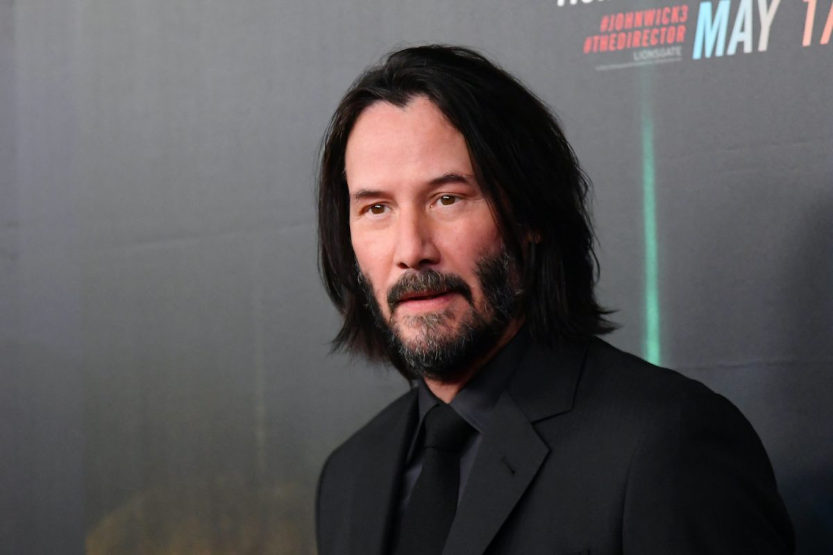 Keanu Reeves Was a Reporter for an '80s Kids' News Show and the Clips Are So Adorably Awkward