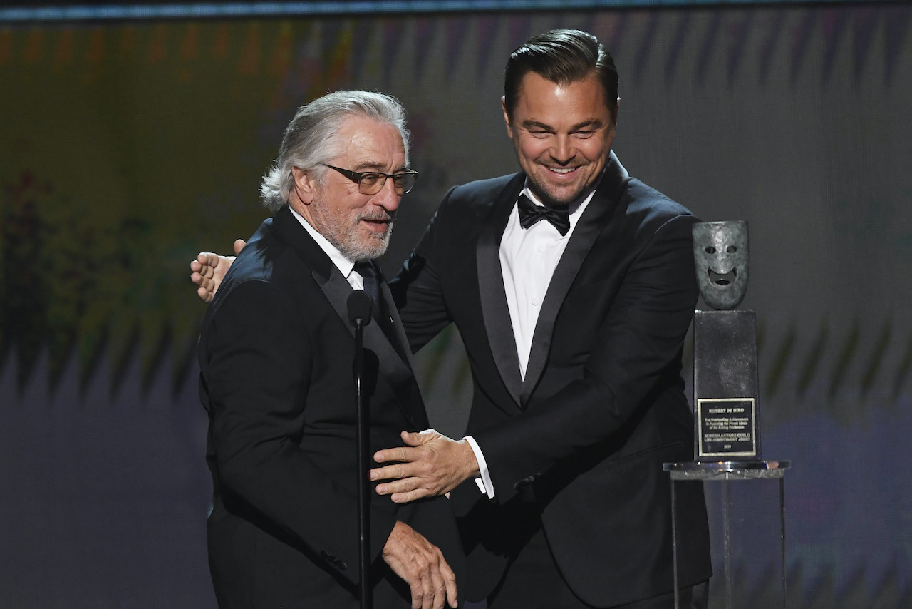 Robert De Niro Helped Leonardo DiCaprio Land His Role in 'This Boy's Life' After DiCaprio Screamed in His Face During the Audition