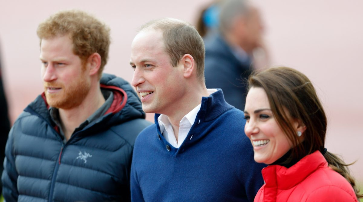 The Sweet Reason Prince Harry Gave Princess Diana's Ring to Prince William for His Engagement to Kate Middleton
