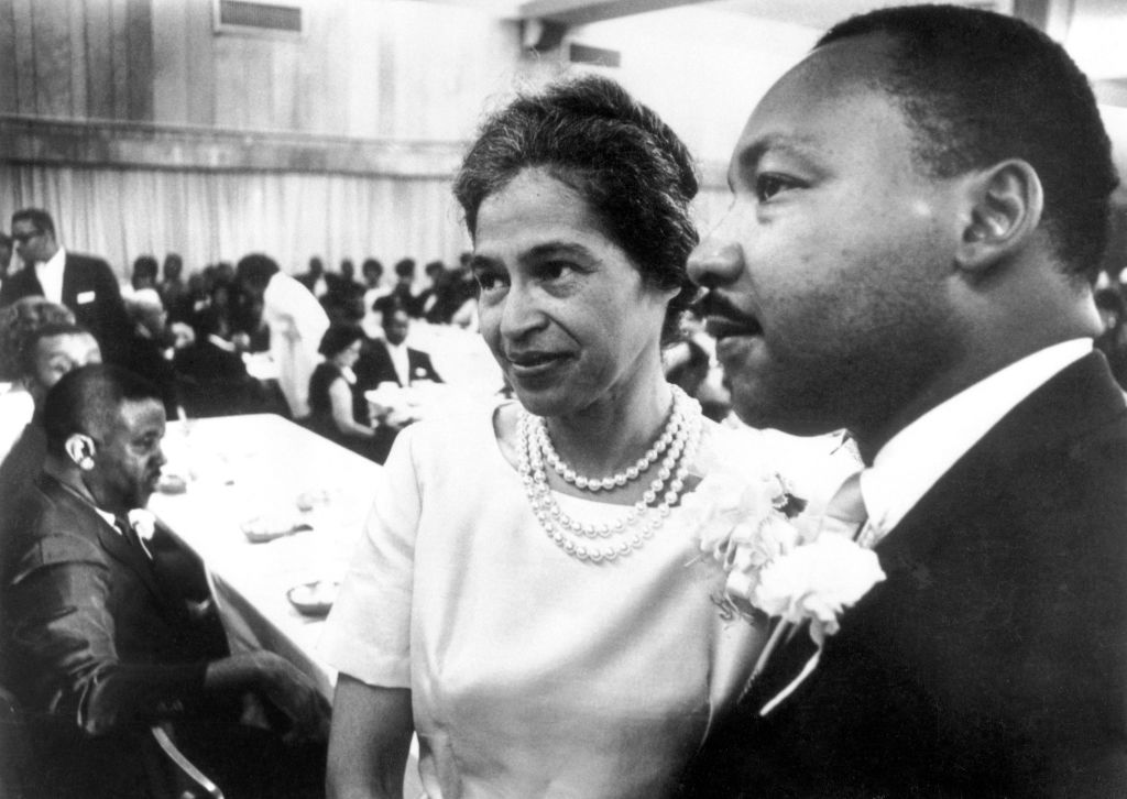 """65 Years Ago Today Rosa Parks Said, """"Hell No I'm Not Gettin' Up! Hell You Gon' Do About It?!"""""""