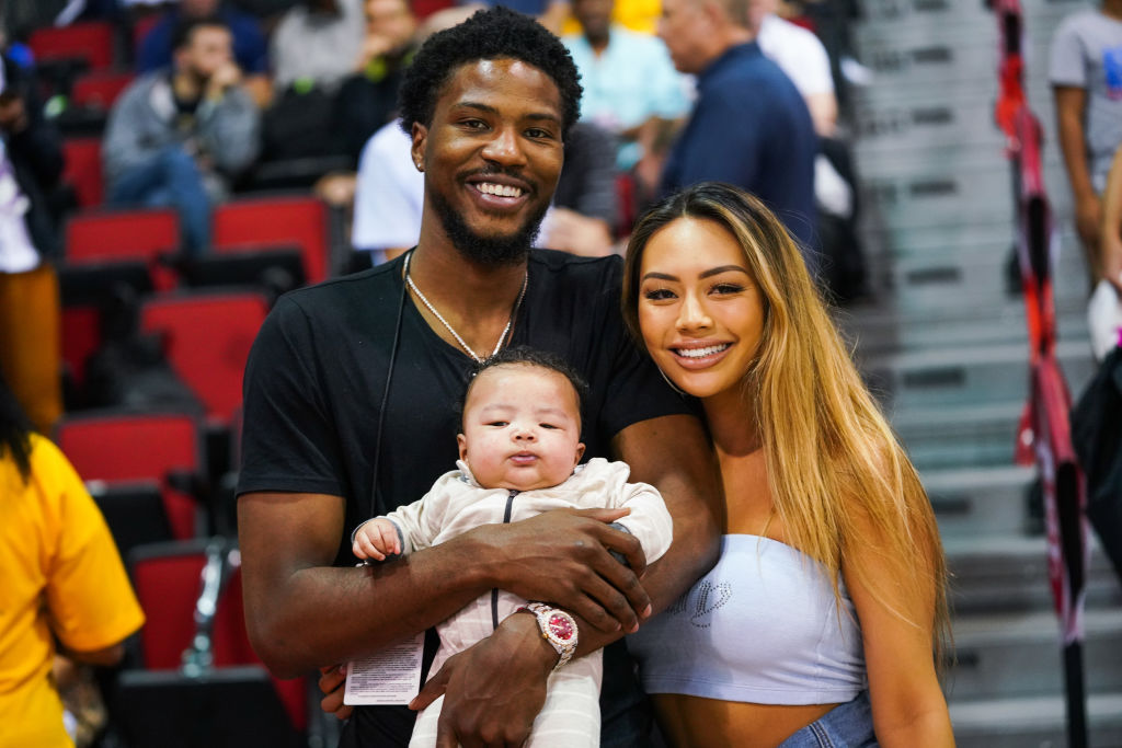 Messy! Malik Beasley's Estranged Wife Says He Kicked Her Out, Hasn't Apologized Over Larsa Pippen Scandal