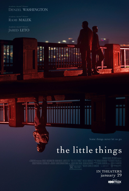 """""""The Little Things"""": Oscar Winners Denzel Washington, Jared Leto And Rami Malek Combine Forces For Killer Suspense Flick  [VIDEO]"""