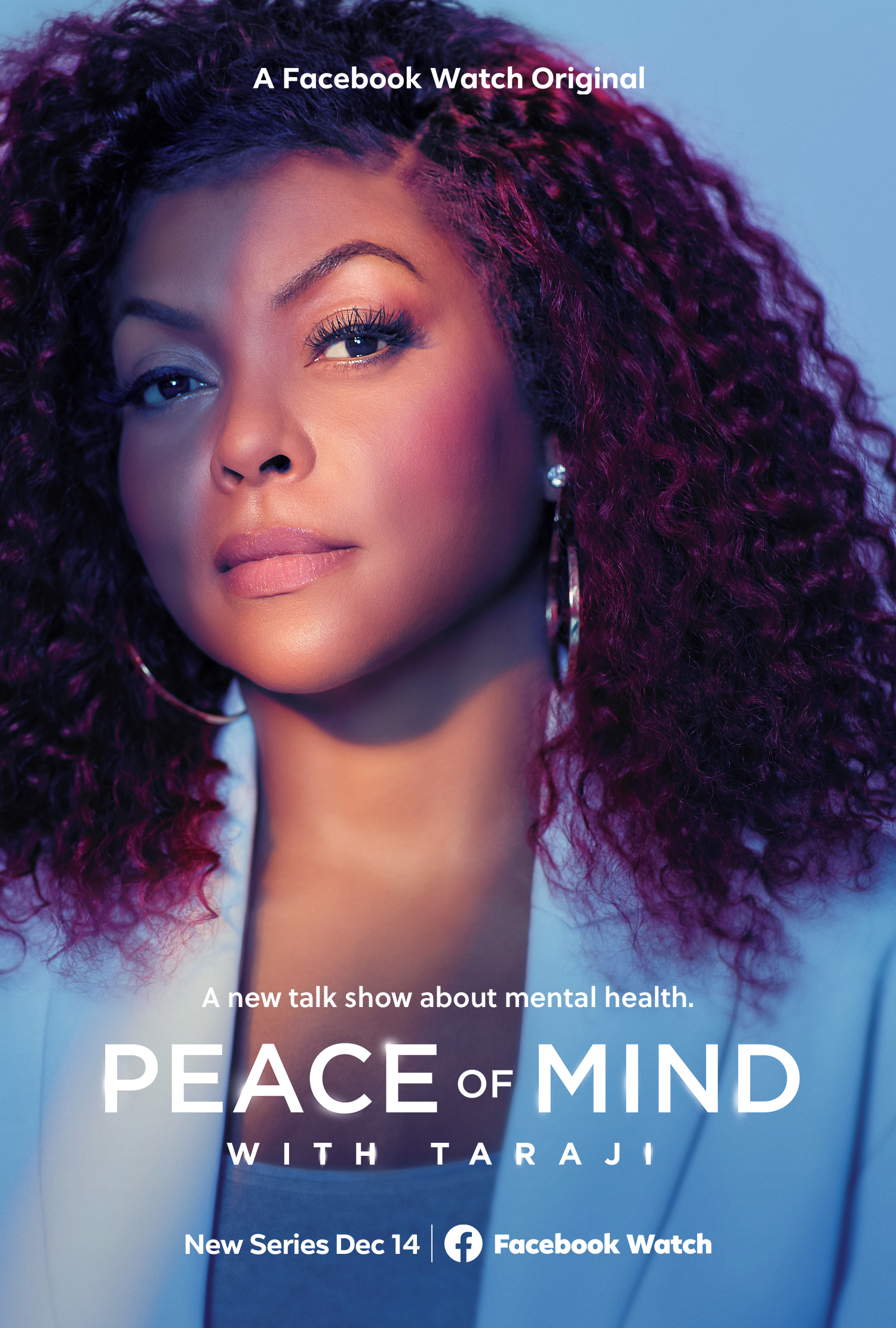 """""""Peace Of Mind With Taraji"""" Exclusive: Taraji Tackles The Holiday Blues With Mary J. Blige And More [VIDEO]"""