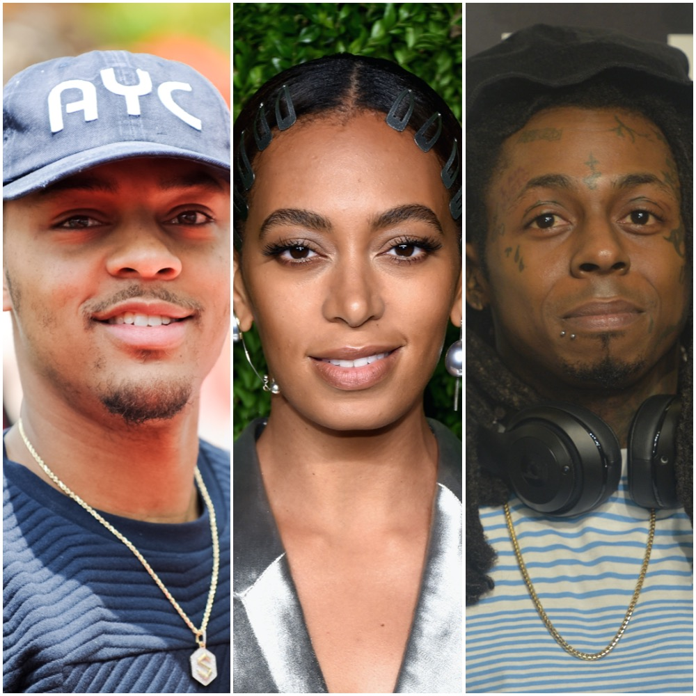 Bow Wow Claims Solange and Lil Wayne Used to Date, Fans React