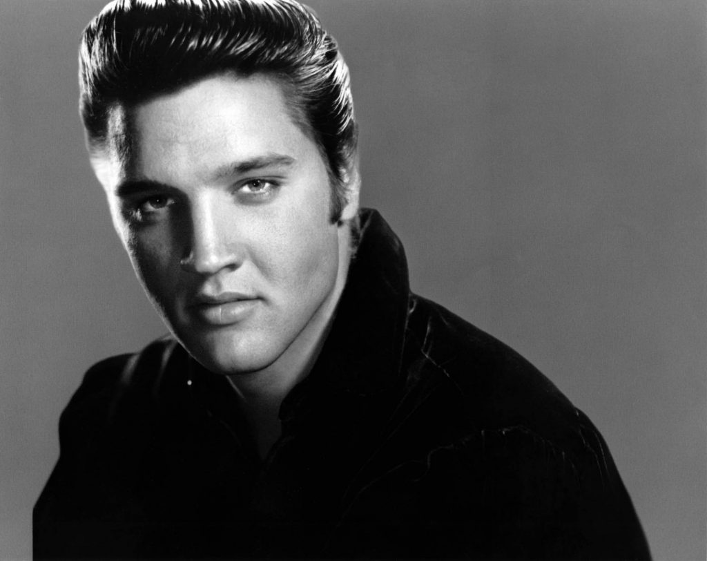 Elvis Presley's Biggest Haircare Routine Included a Scalp Massage and Regular Brushing