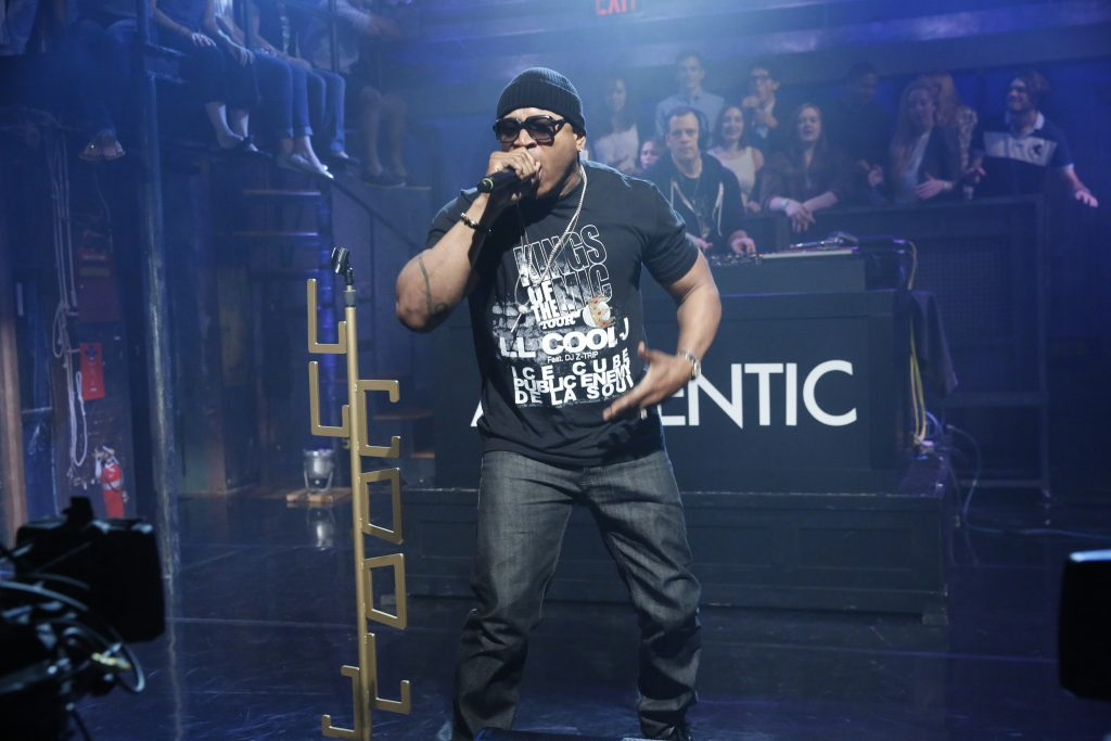 LL Cool J   Lloyd Bishop/NBCU Photo Bank/NBCUniversal via Getty Images via Getty Images
