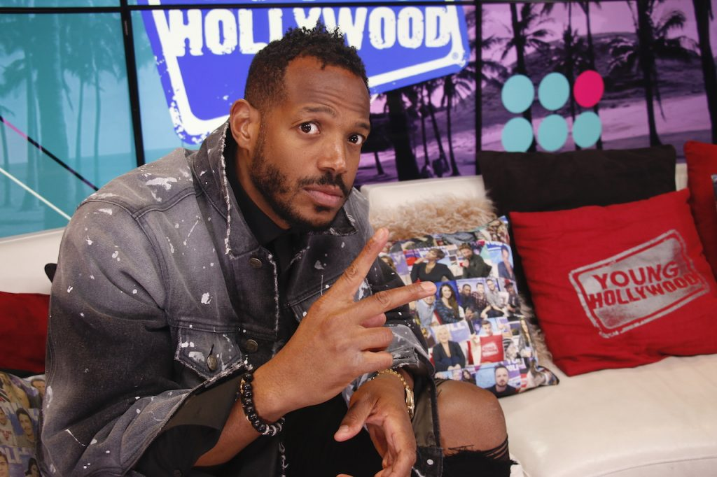 Marlon Wayans Revealed a 'Scary' Encounter That Sent Him Running for Cover