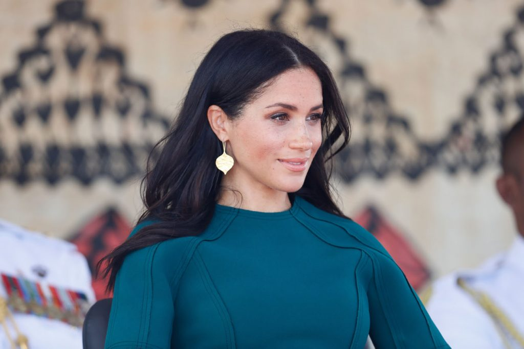 Meghan Markle Credits This 1 Unglamorous Job for Shaping Her