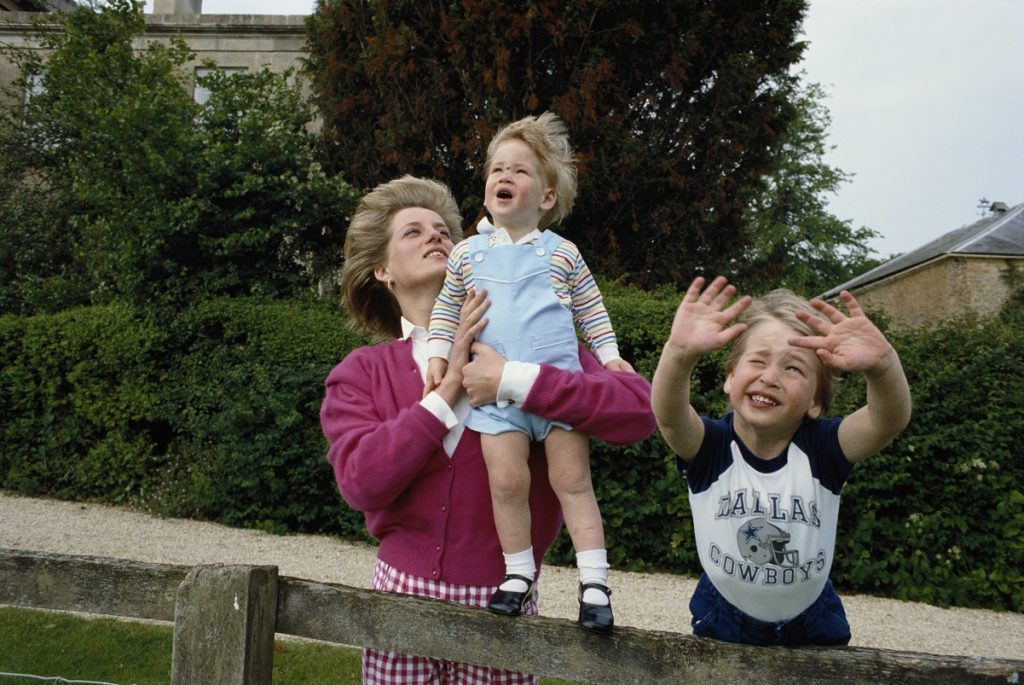 Photos and Video of Naughty Prince William and Prince Harry Misbehaving When They Were Kids