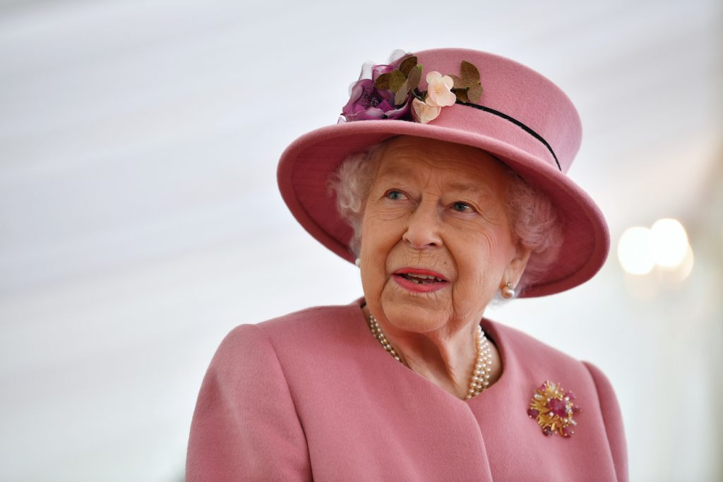 A Member of Queen Elizabeth II's Royal Staff Stole Items From Buckingham Palace and Sold Them on eBay