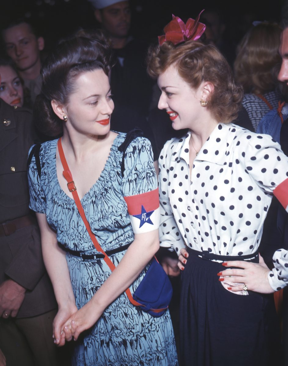 Joan Fontaine Was 'Furious' When Howard Hughes Proposed, and It Had to Do With Her Sister-Rival Olivia de Havilland