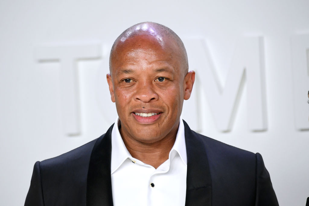 Get Well: Dr. Dre Hospitalized In ICU After Suffering A Brain Aneurysm