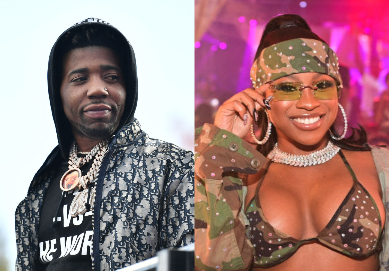 """Everything Okay??? THIS Friend To Reginae Carter Hints She """"Deserves"""" Better Than YFN Lucci — Are They Finally A WRAP?"""